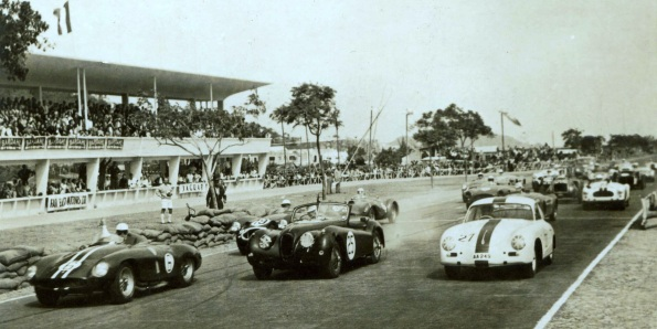 Historic image - 1958 Macau Grand Prix